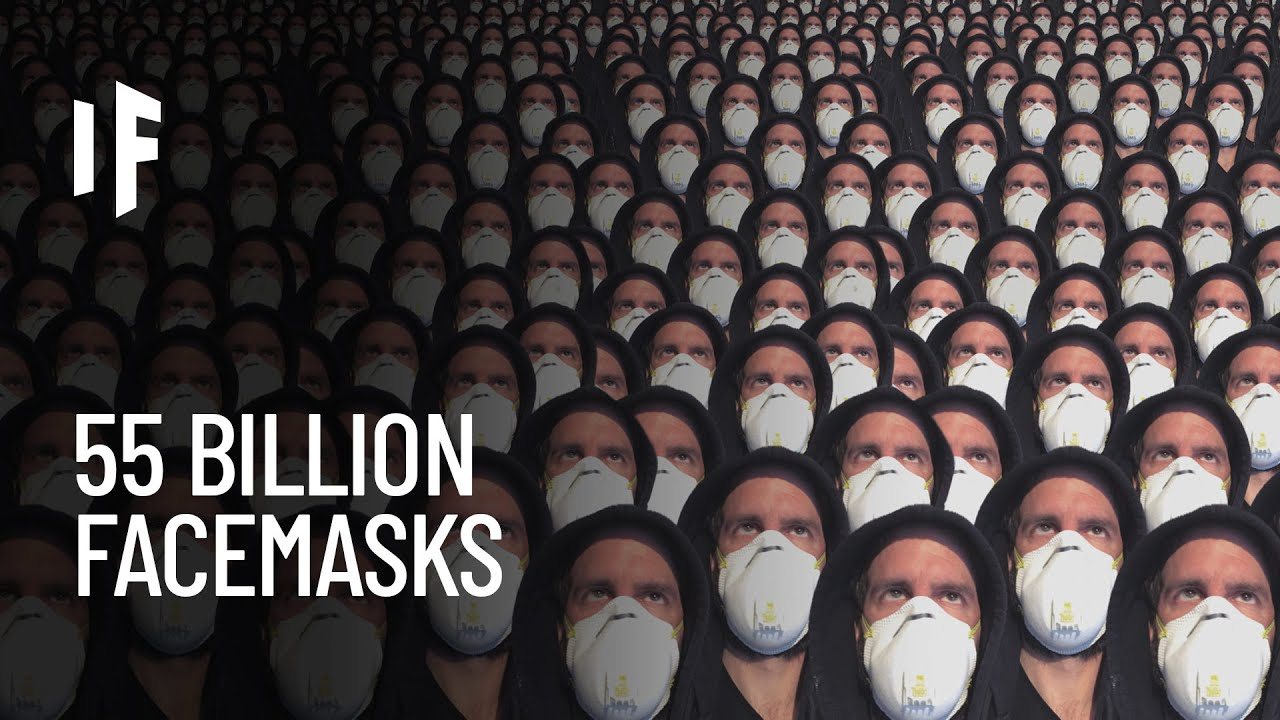 Are Face Masks The New Condoms?