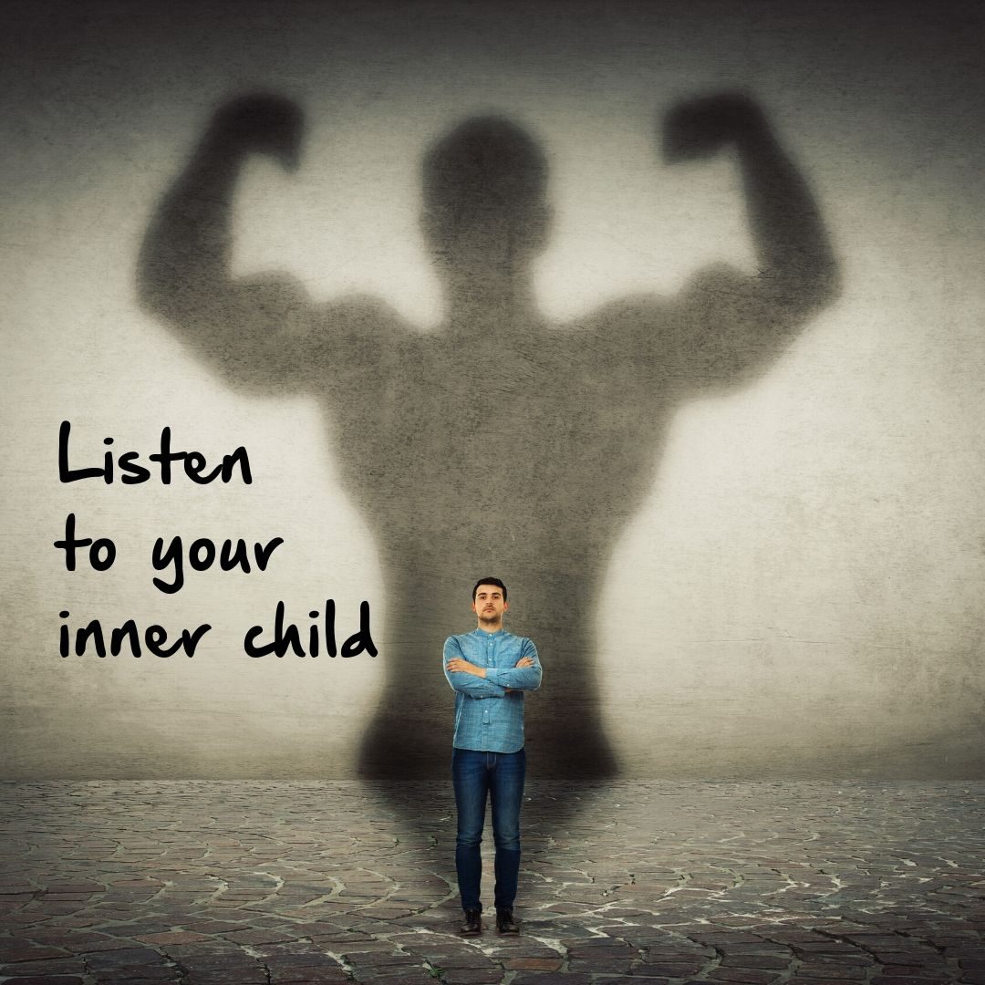 Go, Find The Inner Child Inside You