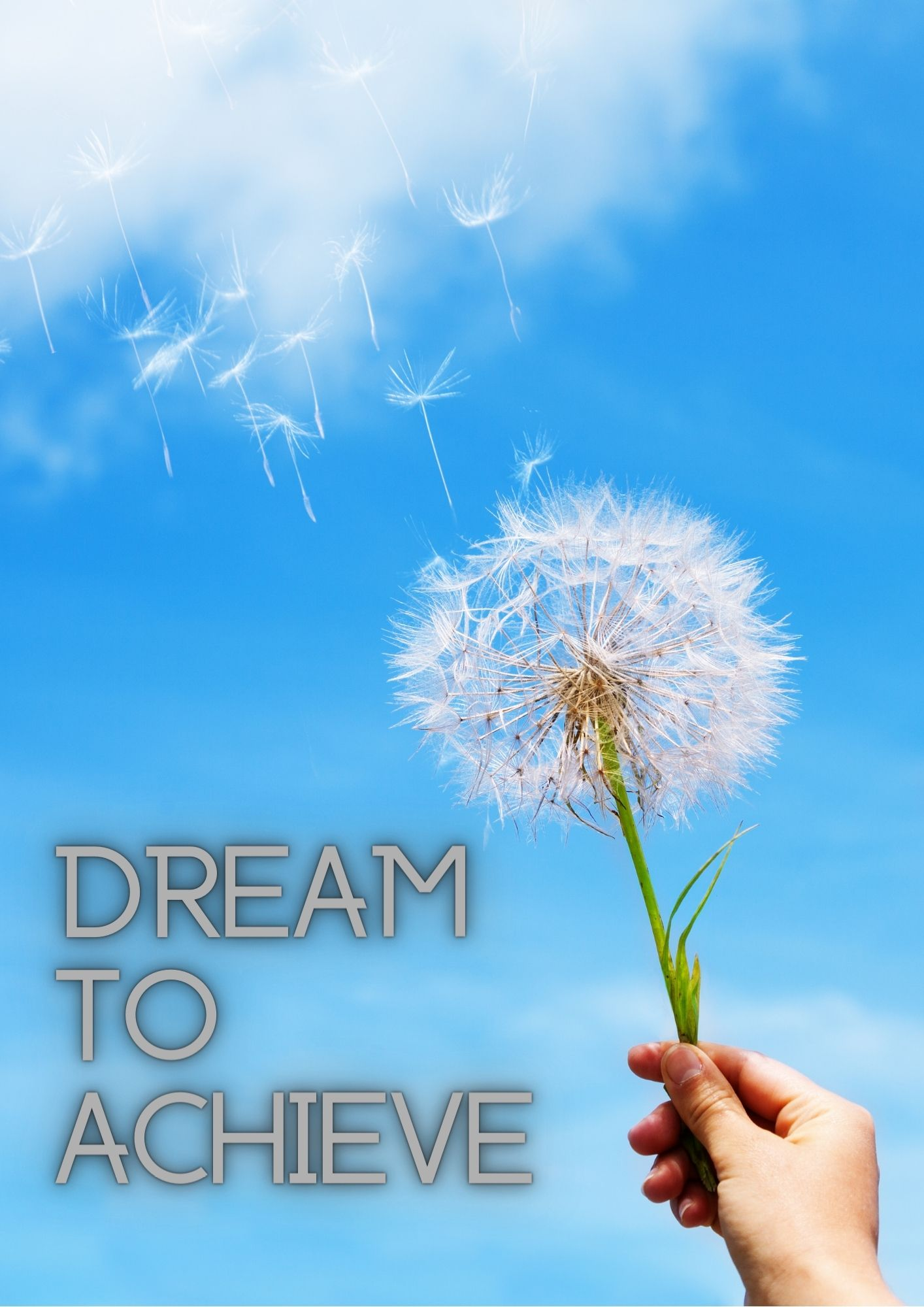 Dream To Achieve….