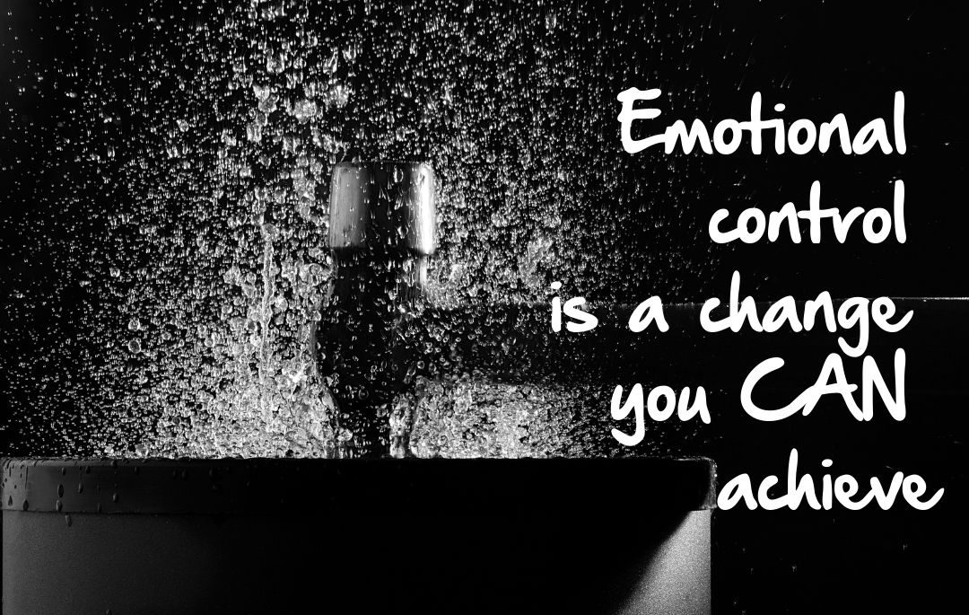 Emotional Control- The Key To Success
