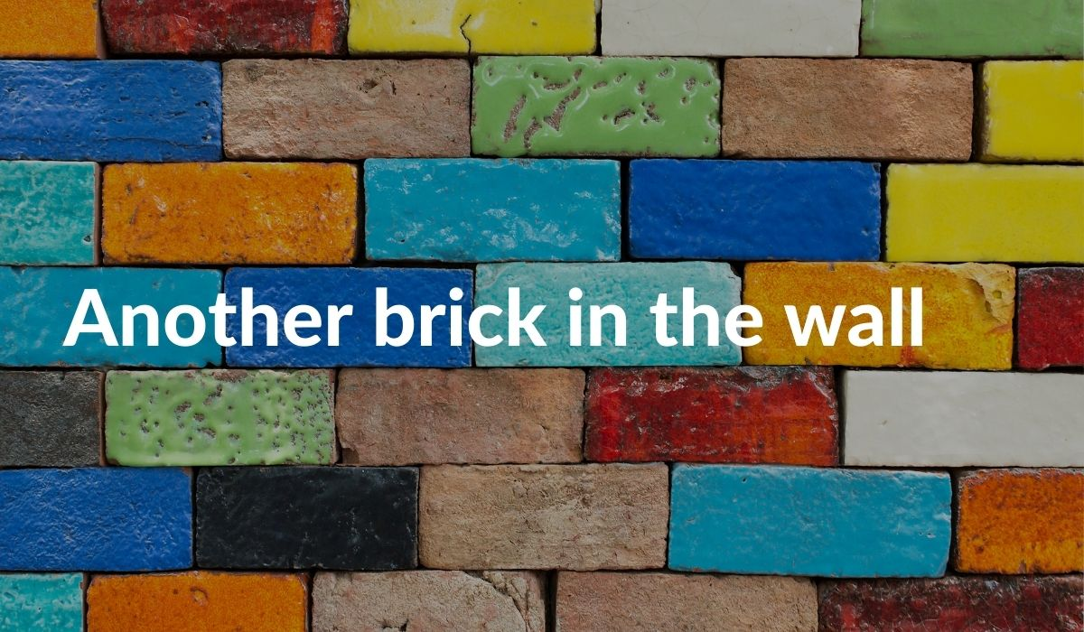 Do Not Allow Your Kids To Be Another Brick In The Wall